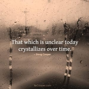 That Which Is Unclear
