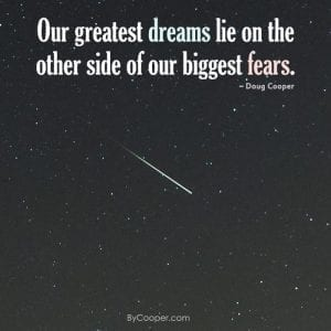 Our Greatest Dreams Quote