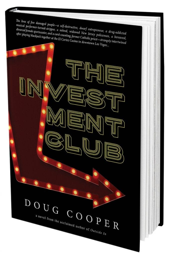 The Investment Club 3D Book Cover