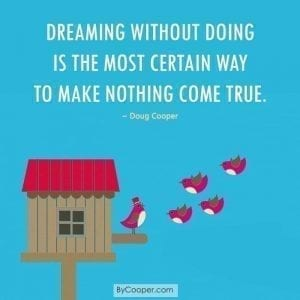 Dreaming Without Doing