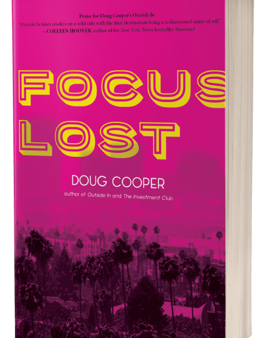 Doug in LA at The Last Bookstore on June 11