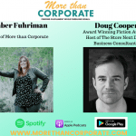 Doug Cooper with Amber Fuhriman